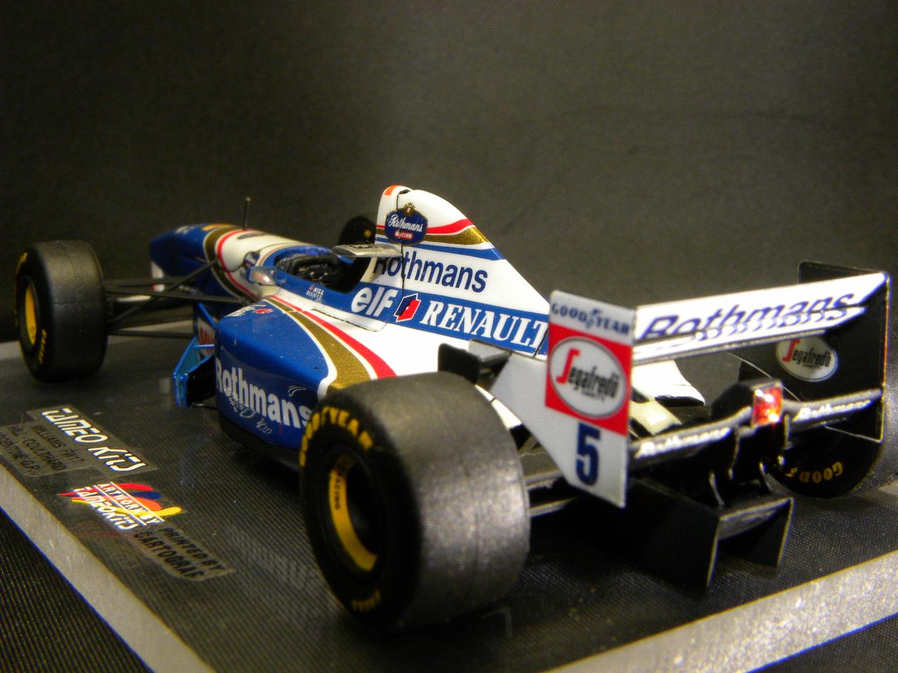 ウィリアムズ・FW17